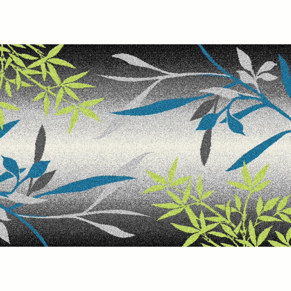 Covor Tasnim, 57x90 cm, poliester, multicolor poza