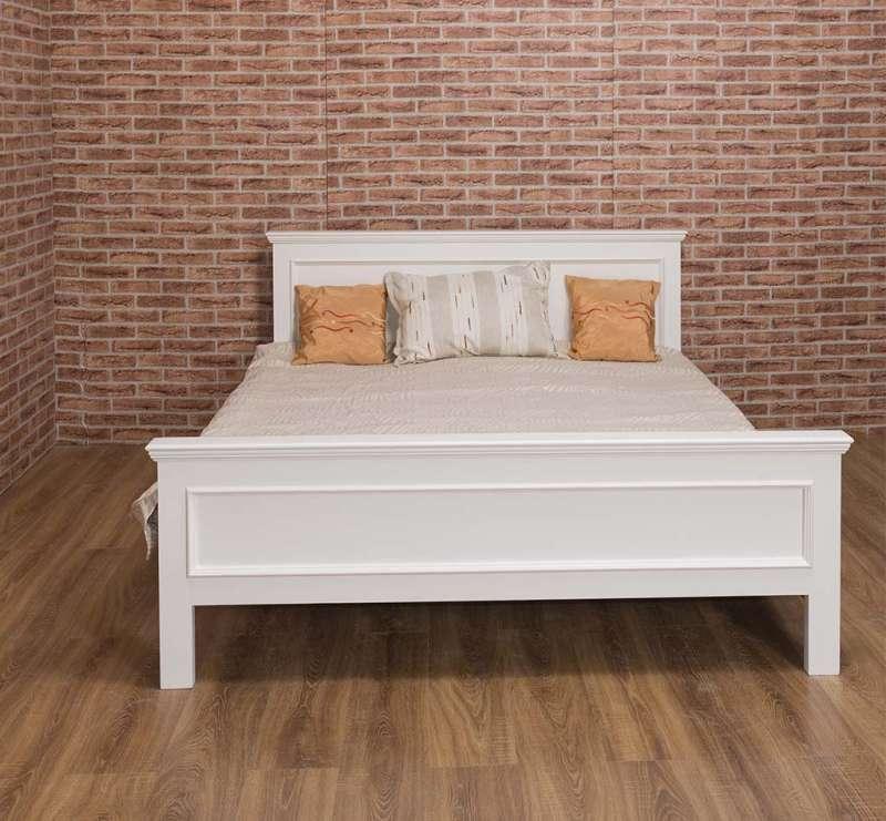LAA102 - Lada, cufar pat dormitor - Alb