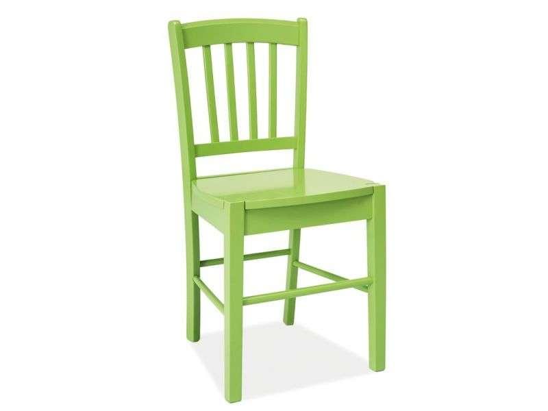 Scaun dining verde Adam poza