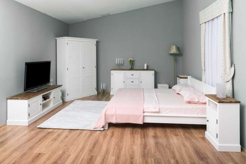 Set mobilă dormitor Austral poza
