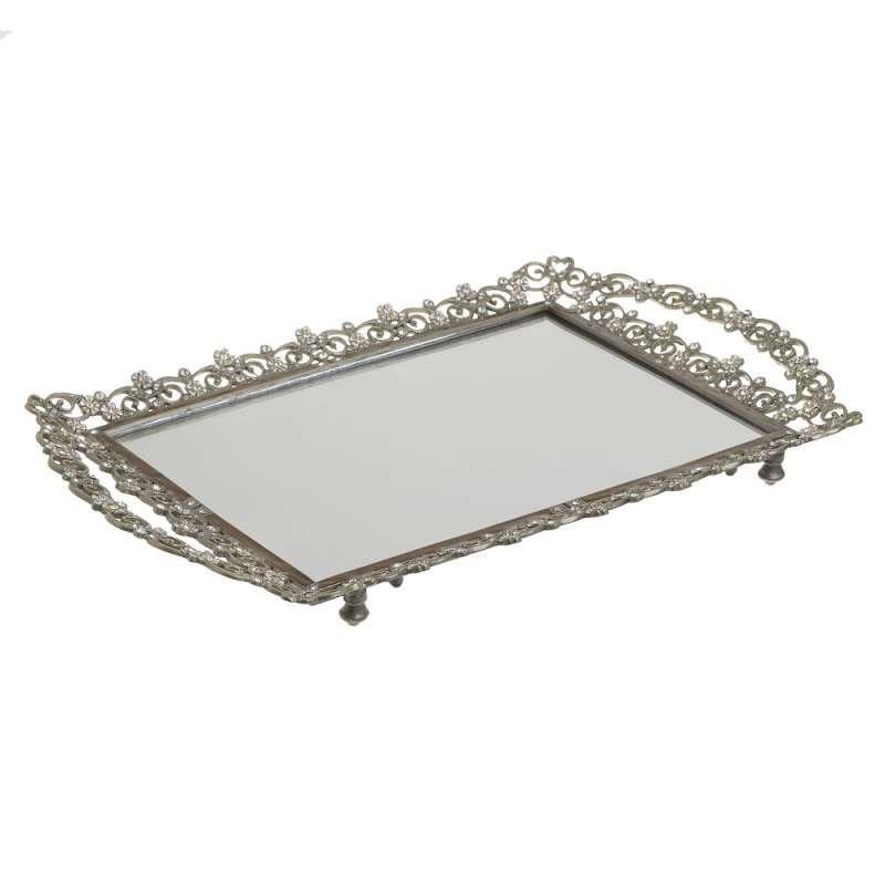 Tavă decorativă cu oglindă Elenora poza