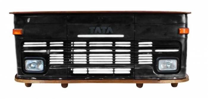 Bar cu suport pentru sticle Tata Black XL