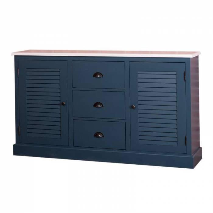 Bufet cu trei sertare și două uși Austral