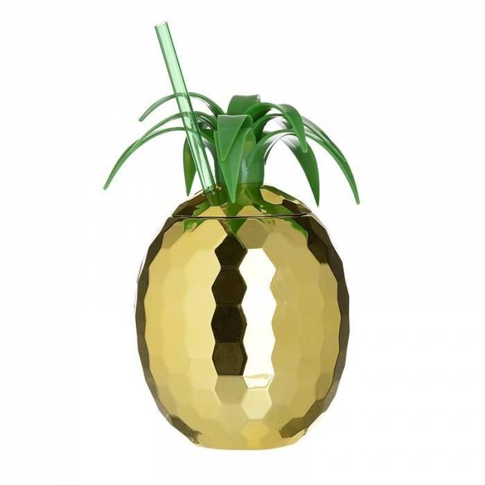 Cană din polirășină Pineapple