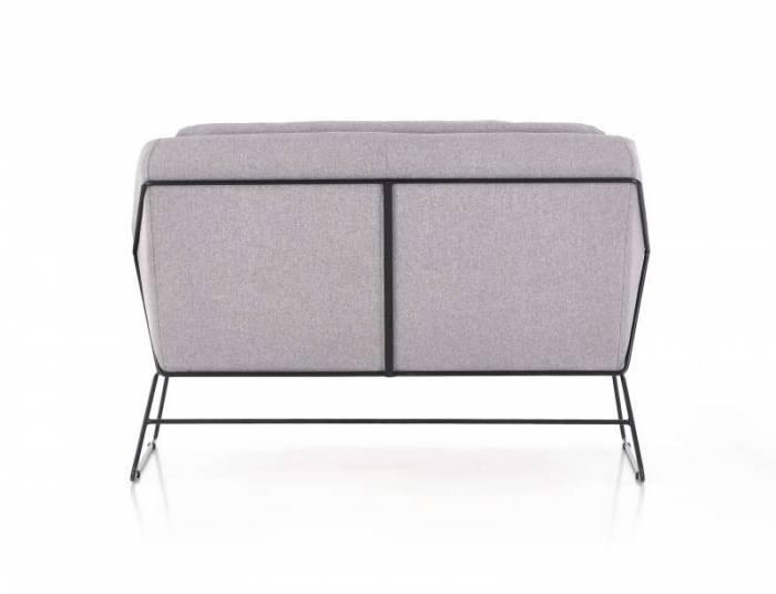Canapea gri Jean