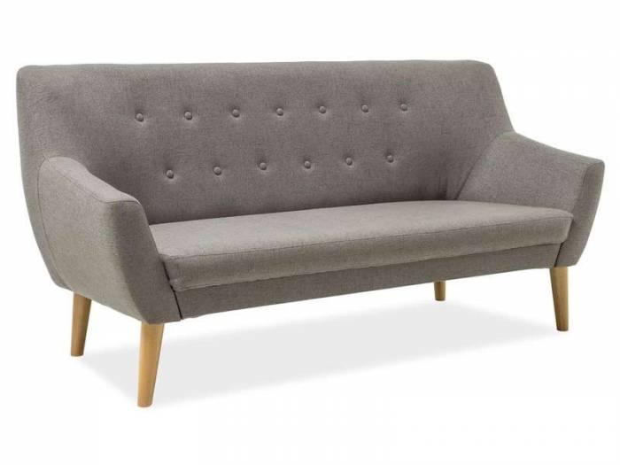 Canapea gri Nordic 3