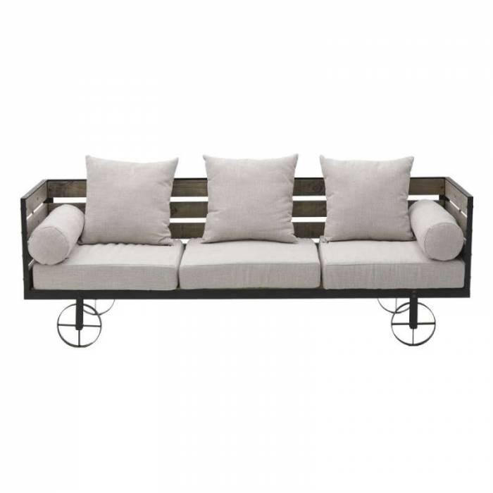 Canapea în stil industrial Docks