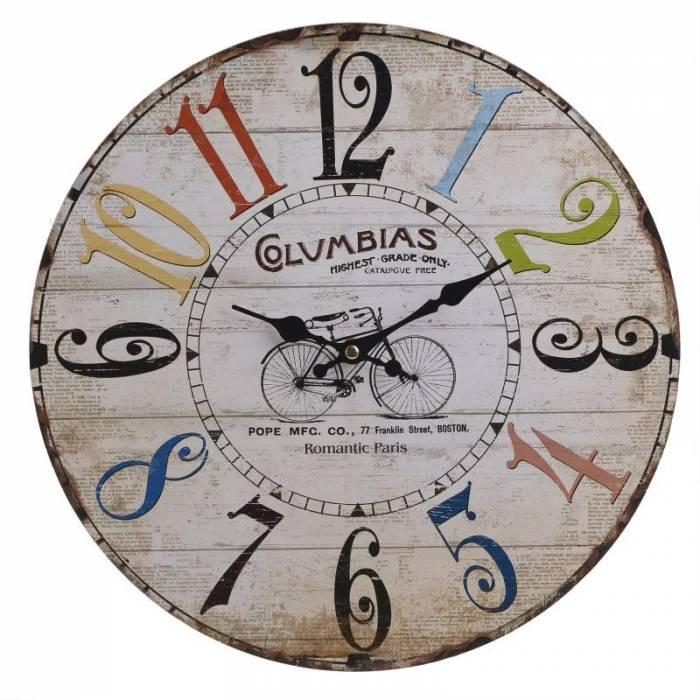 Ceas de perete Bike