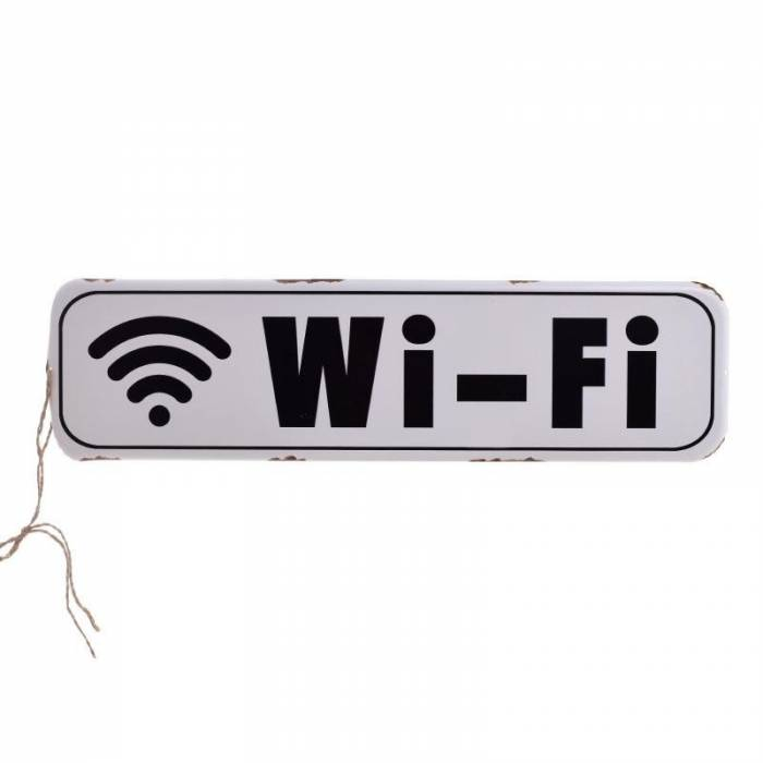 Decorațiune de perete WiFi