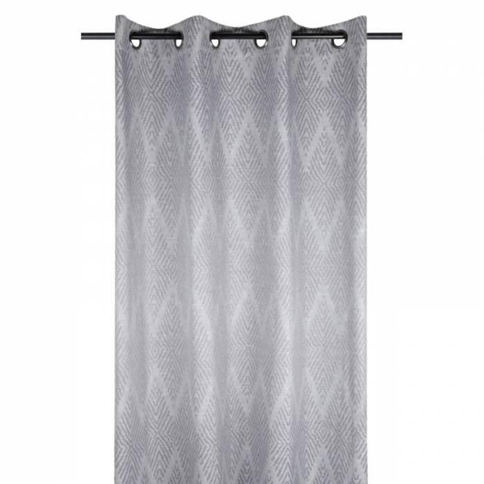 Draperie gri modernă Kano Gris 140x260 cm