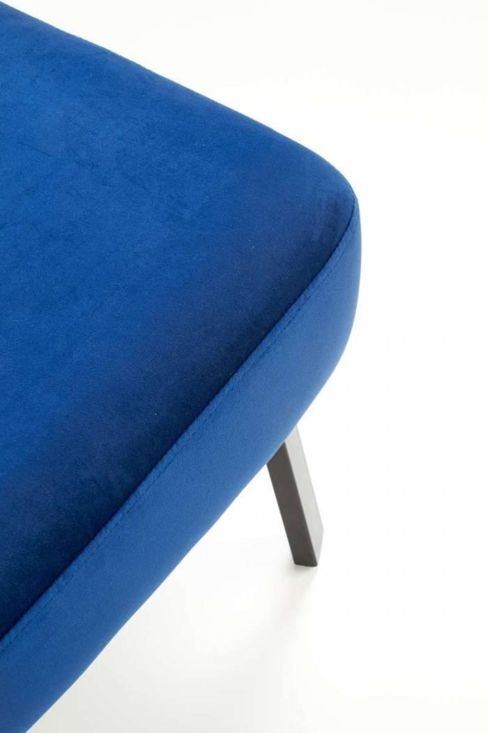 Fotoliu albastru Lanister - OLD