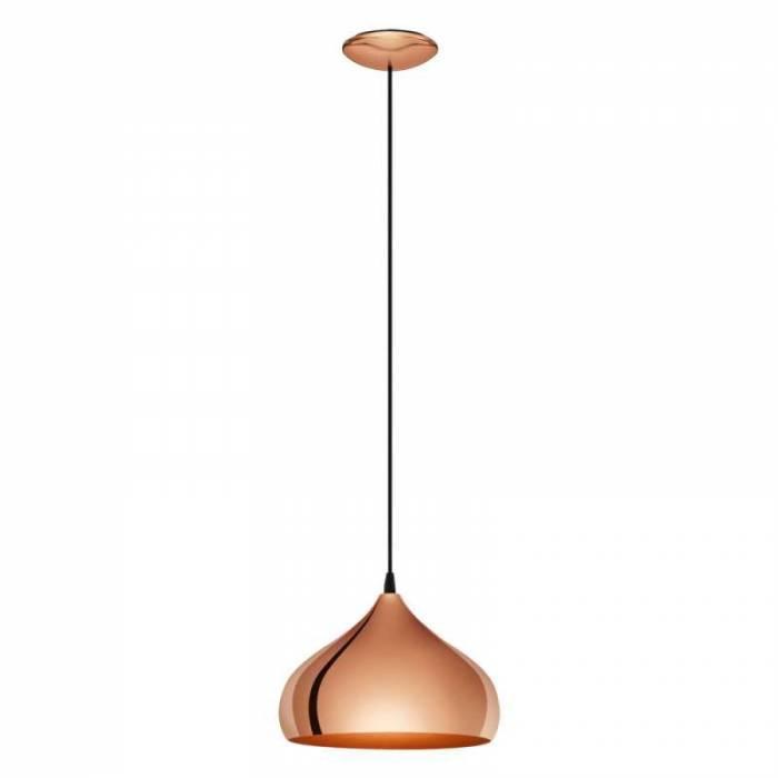 Lustră Hampton Copper