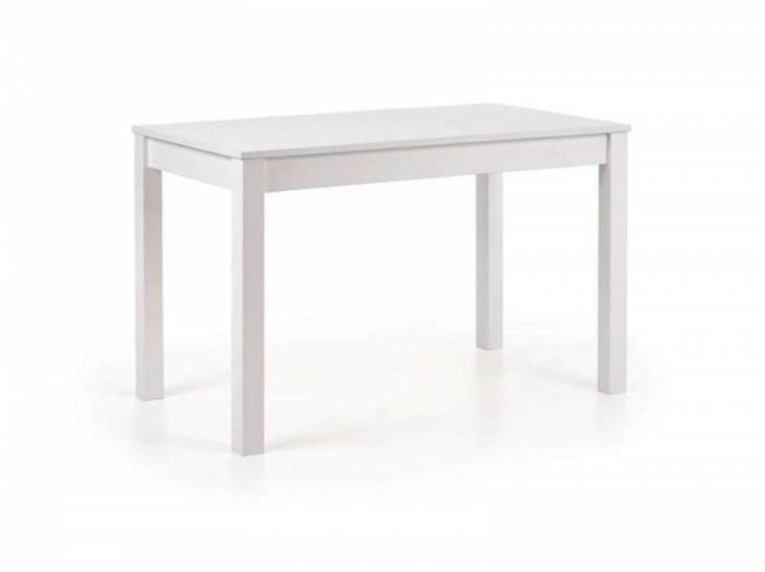 Masă de dining albă Samuel