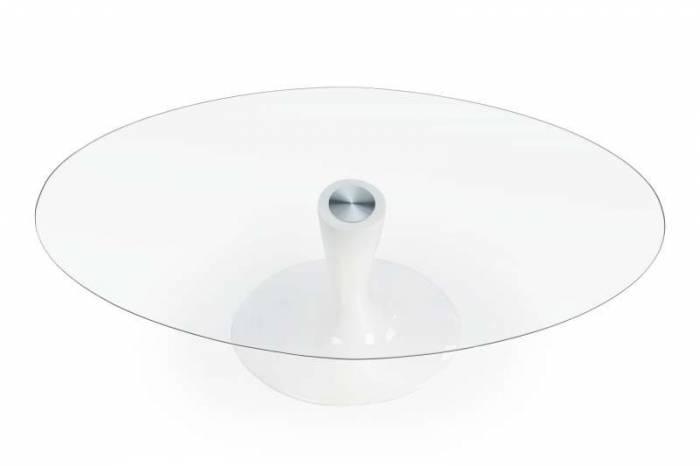 Masă de dining ovală Coral