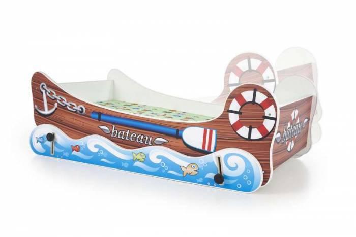 Pat pentru copii Boat 140x70
