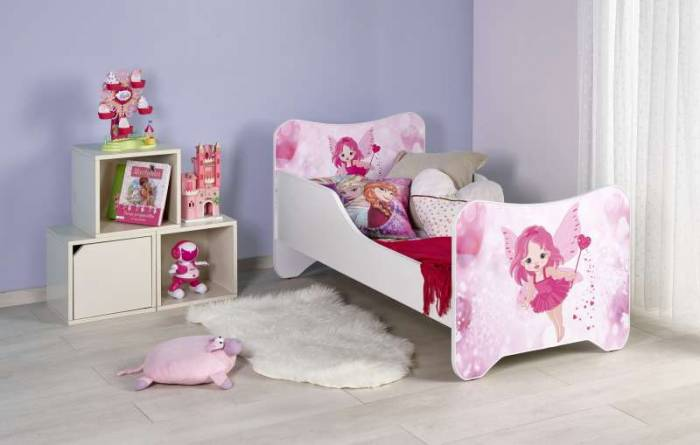 Pat roz pentru copii Happy