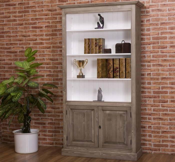 Bibliotecă cu două uși Lacerta