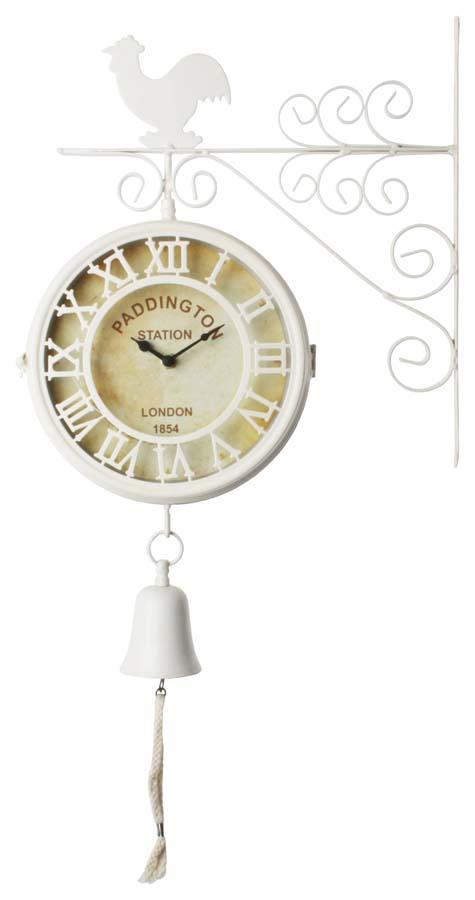 Ceas de gară Albertina
