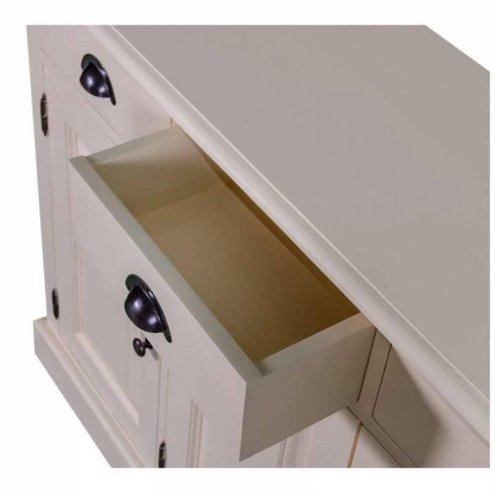 Comodă cu uși și sertare Bastien