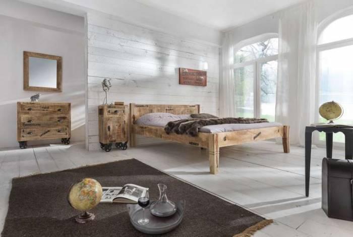 Comodă pentru dormitor Gold Rush