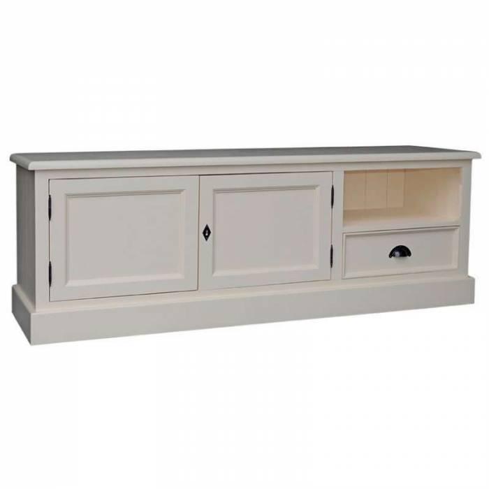 Comodă TV cu uși și sertar Cardon