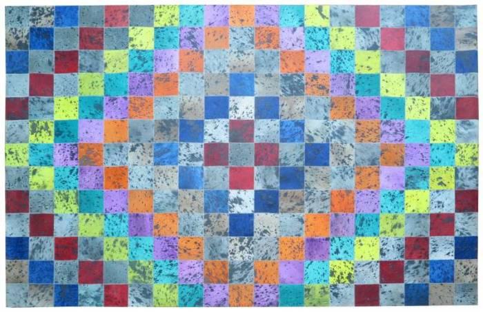 Covor din piele Kaleidoscop II
