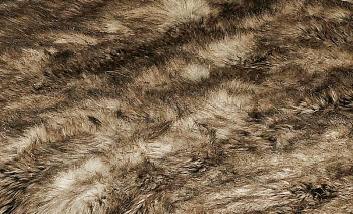Cuvertură tip blană Grizzly 230x250 cm