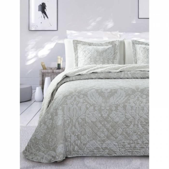 Cuvertură de pat clasică flori 7812 Adriana 235x270 cm