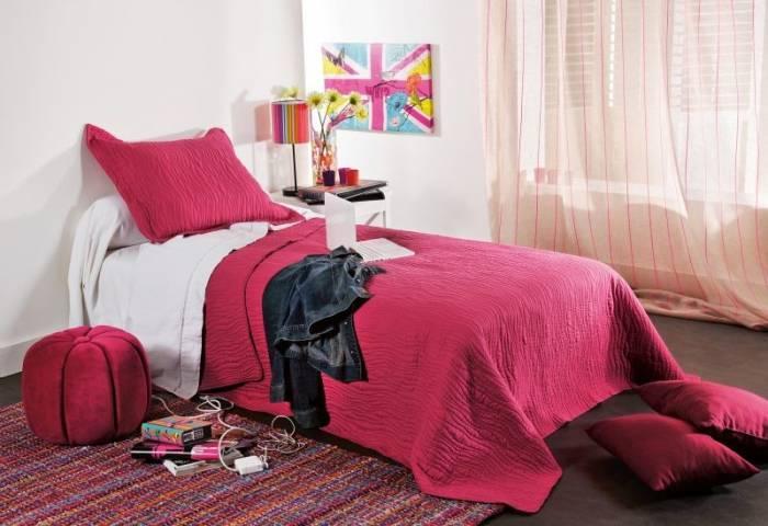 Cuvertură de pat tineri Mikado 5015 230x250 cm