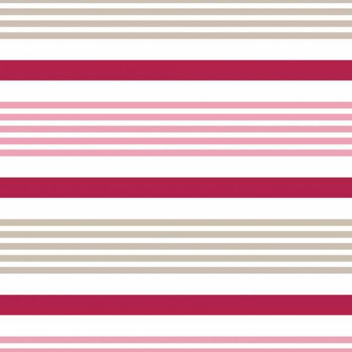 Material draperie Rosette Rojo B