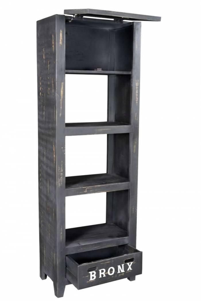 Etajeră stil industrial NY Loft Sharp