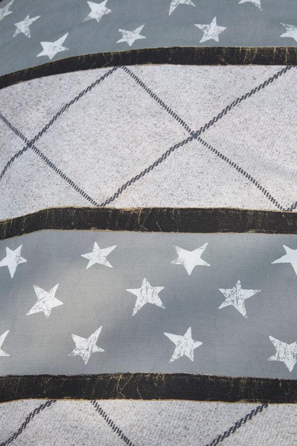 Lenjerie de pat Vintage Star