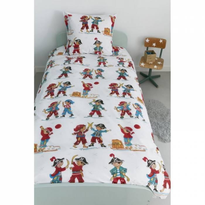 Lenjerie de pat cu pirați Pirates 140x200/220 cm