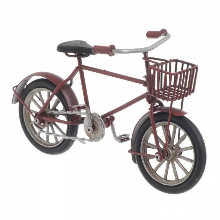 Machetă bicicletă retro Red Bike