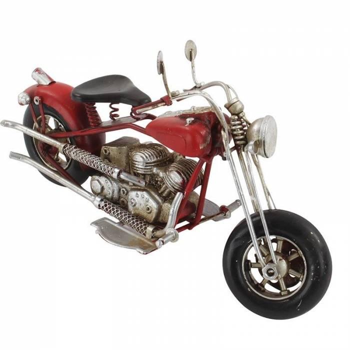 Machetă metalică motocicletă Humphry