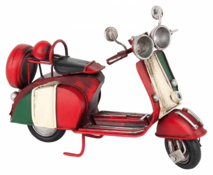 Machetă scooter Linnea