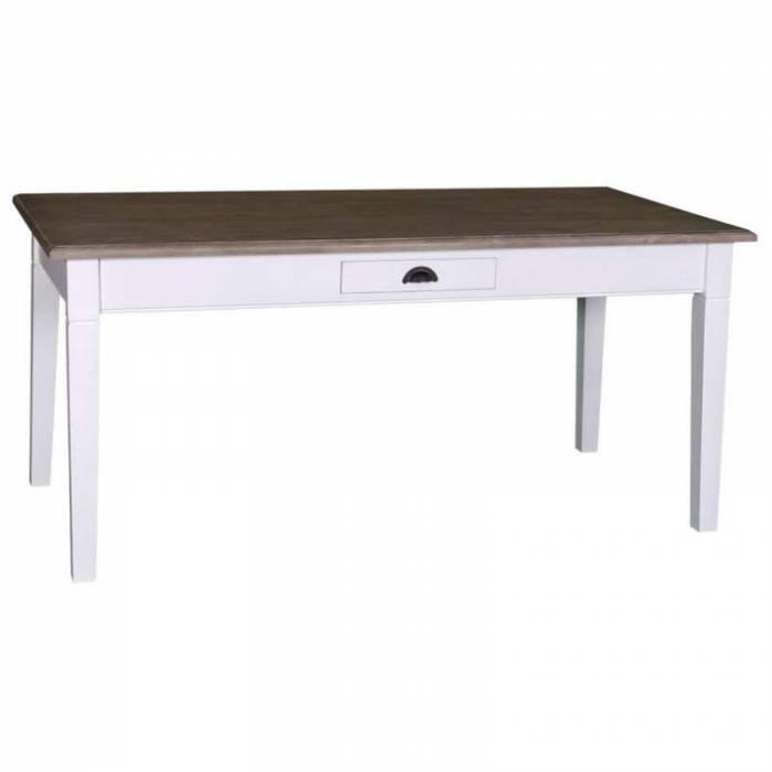 Masă de dining, cu sertar Cyril 210