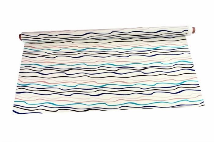 Material draperie Agualera Turquesa
