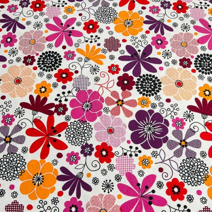 Material draperie Appy Pink