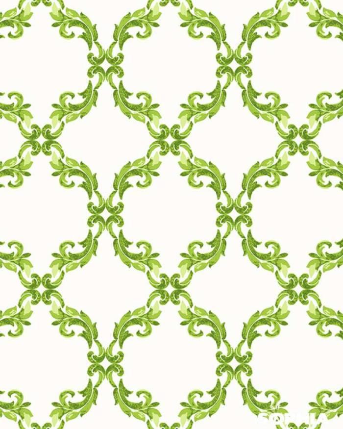 Material draperie Azov, verde