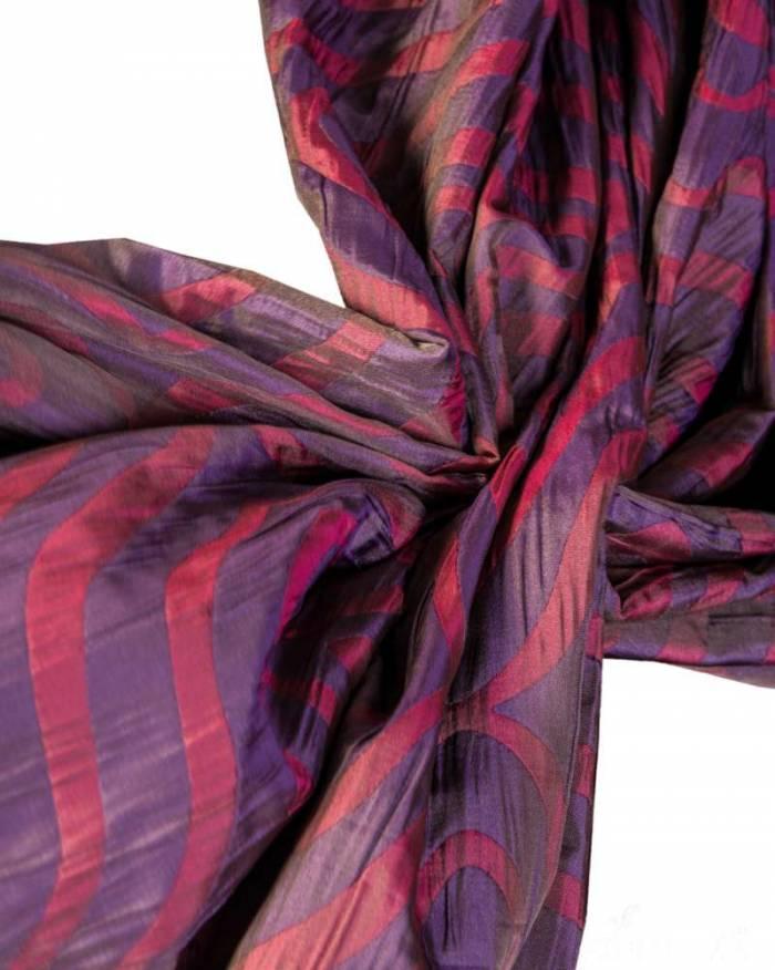 Material draperie El Paso, mixt-dublata