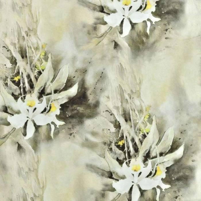 Material draperie Floral Paintings Verdi