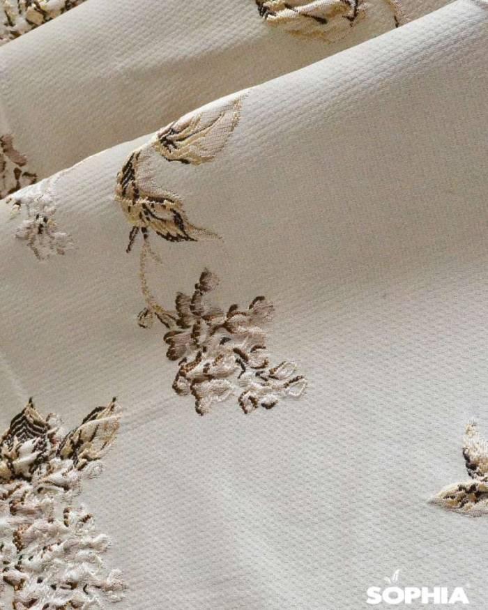 Material draperie Japanese Flowers