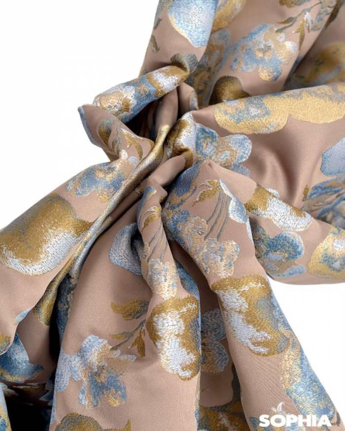 Material draperie Monet