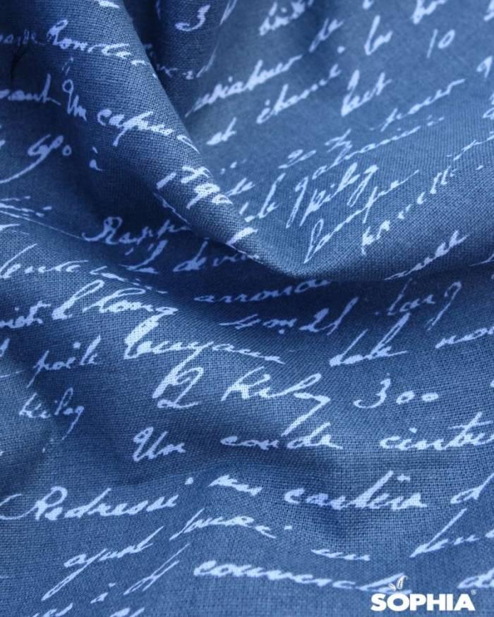 Material draperie Poetique Gris