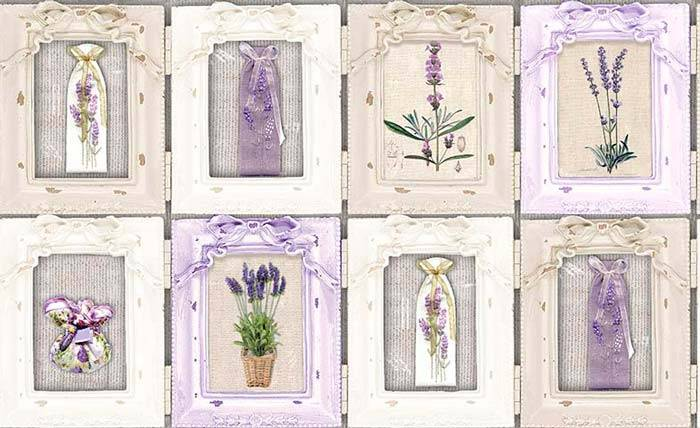 Material draperie Provence Romantic