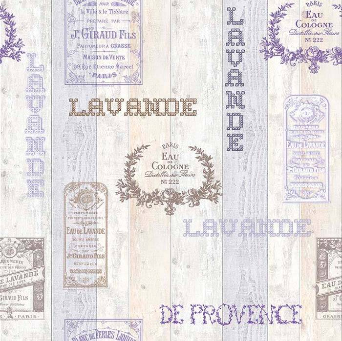 Material draperie Provence Vintage