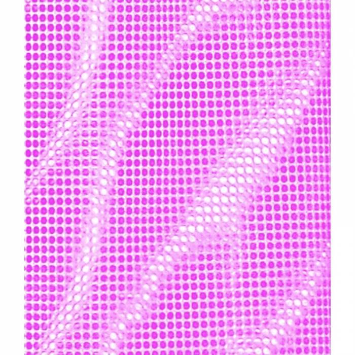 Perdea de duș roz transparentă Dunas 108 180x200 cm
