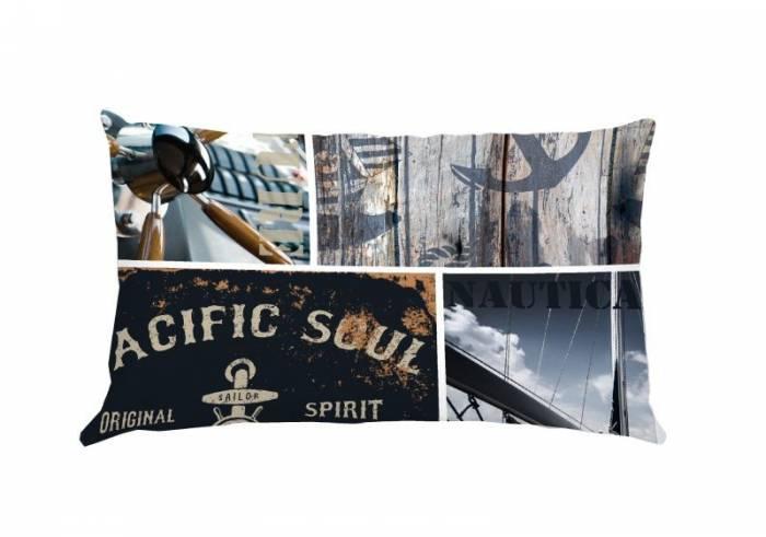 Pernă marinărească iaht 1689 Sailor 30x50 cm