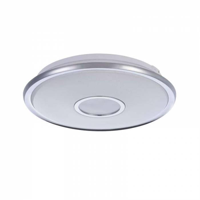 Plafonieră albă cu diametru 45 cm  Lulea